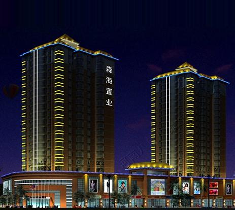 户外亮化未来的指挥城市发展过程中发挥作用