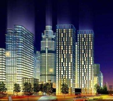 城市户外亮化企业怎样整体规划搞好城市亮化