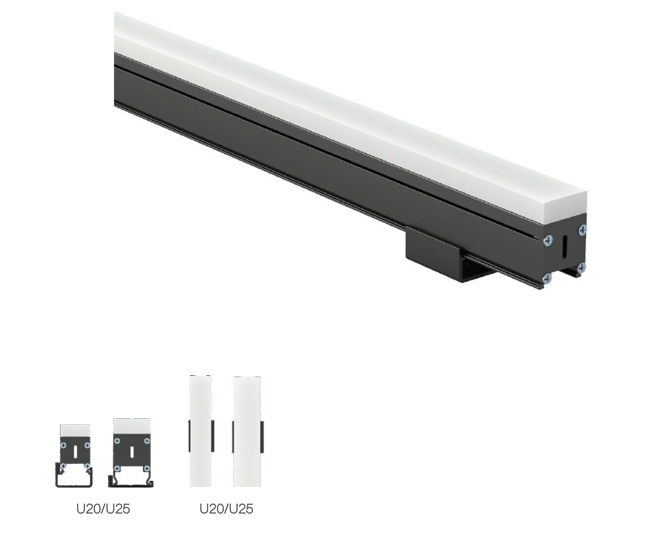 柔光线性灯-U25